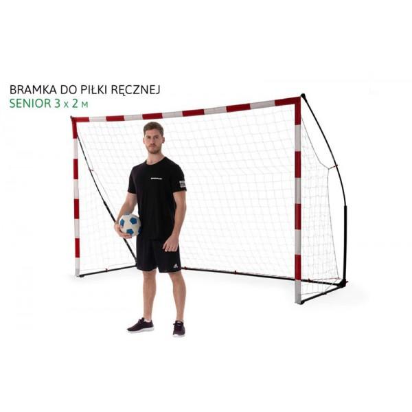 Bramka do piłki ręcznej Quickplay Senior 3 x 2m