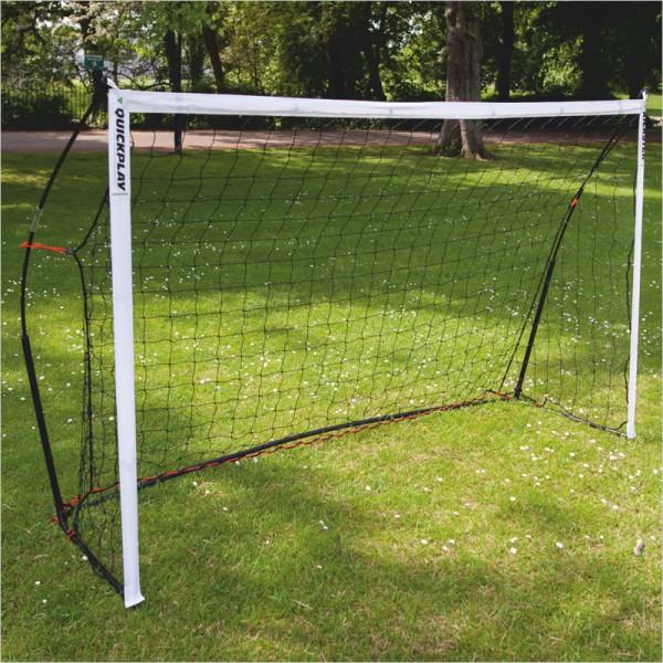 Bramki piłkarskie dla dzieci Kickster 8 x 5' (2,4 x 1,5m)
