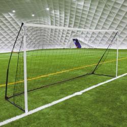 Bramki do piłki nożnej dla dzieci Kickster 12 x 6' (3,6 x 1,8m)