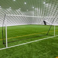 Bramki do piłki nożnej dla dzieci Kickster 16 x 7' (5 x 2m)
